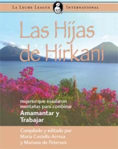 Libro publicado por La Liga de la Leche sobre amamantar y trabajar